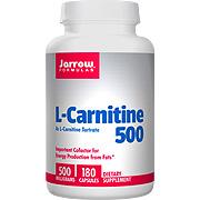 L-Carnitine 500 mg -
