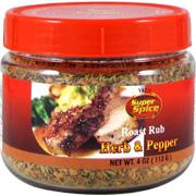 Roast Rub Herb & Pepper -