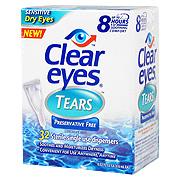 Clear Eyes Tears -