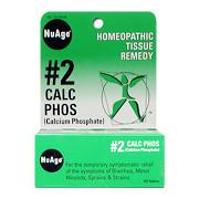 NuAge Tissue Salts Calcarea Phosphorica 6X -