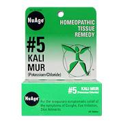 NuAge Tissue Salts Kali Muriaticum 6X -