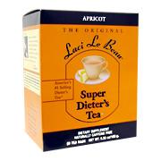 Laci Le Beau Super Dieter's Tea Apricot -