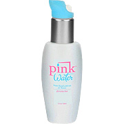 Pink Water Plastic -