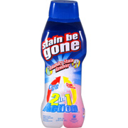 Stain Be Gone 2 in 1 Action -