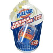 Dairy Queen Blizzard Lip Balm Banana Cream Pie -