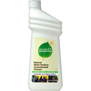 Household Cleaners Natural Multi-Surface Concentrated Cleaner, Lavender & Juniper Citrus Concentrated Cleaners -