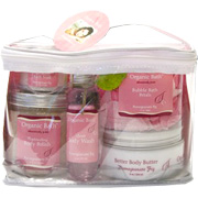 Pomegranate Fig Instant Spa Gift Set -