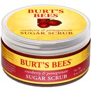 Healthy Skin Cranberry & Pomegranate Sugar Scrub -