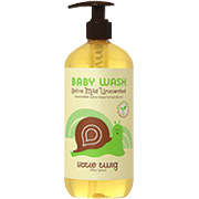 Baby Wash, Extra Mild Unscented -