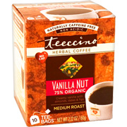 Naturally Caffeine Free Vanilla Nut Medium Roast -