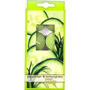Cucumber & Lemongrass Candle -