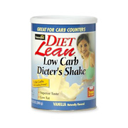 Diet Lean Low Carb Dieter's Shake Vanilla -