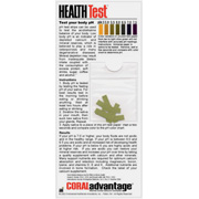 Coraladvantage pH Paper -