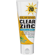 Clear Zinc SPF 70 Lotion for Face and Body -