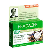 Tension Headache Homeopathic -
