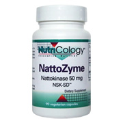 NattoZyme With Vitamin E -