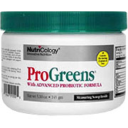 ProGreens Powder With Advanced Probiotic Formula -