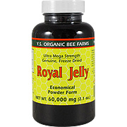 60,000 mg Freeze Dried Royal Jelly Powder -