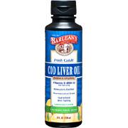 Cod Liver Oil Lemon Flavor -