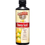Lemon Zest Fish Oil Swirl -