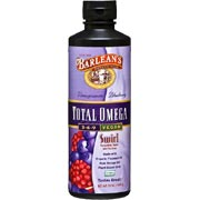 Pomegranate Blueberry Total Omega Vegan Swirl -