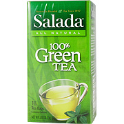 100% Green Tea -