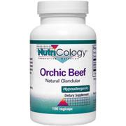 Natural Glandular Orchic Beef -