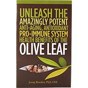 Book: Olive Leaf, Ancient Secret & Modern Miracle -