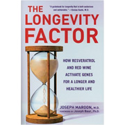 Book: The Longevity Factor by Maroon -