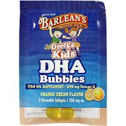 Omega Kids DHA Bubbles Orange Cream -