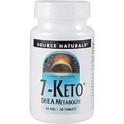 7 Keto DHEA Metabolite 50 mg -