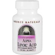 Alpha Lipoic Acid 200mg -