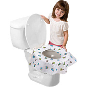Keep Me Clean Disposable Potty Protectors -