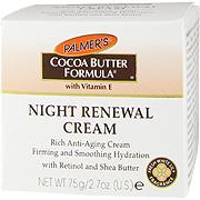 Night Renewal Cream -