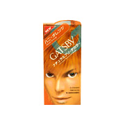 Gatsby Natural Bleach Color Honey Orange -