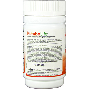 metabolife was a great product and i lost lbs from it and I took it like it said to do on the bottle i had no proublem with it, i personally feel the people who had proublems were taking it.