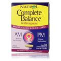 Complete Balance AM & PM Menopause Formula -