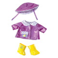 Baby Stella Rainy Day Outfit -