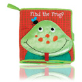 Find the Frog Soft Book -