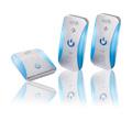 Slim & Secure Digital Audio Monitor Dual Receiver -