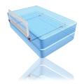 Sure & Secure Folding Single Bedrail White -