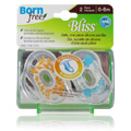 Bliss Handle Pacifier Neutral -