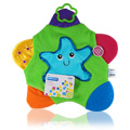 Star Teething Blanket -