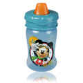 Mickey Mouse Clubhouse 10 oz Soft Spout Sippy Cup Travel Lock -