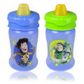 Toy Story 10 oz Soft Spout Sippy Cup Travel Lock -
