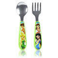 Fairies Easy Grasp Fork & Spoon -