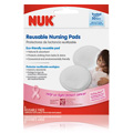 Washable Nursing pads 6pk -