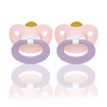 Juicy orthodontic pacifier sz3, 2pk, latex -