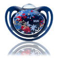 Air shield orthodontic pacifier sz2, 2pk, silicone -