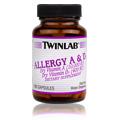 Allergy A & D -